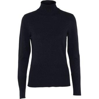 soyaconcept V-Ausschnitt-Pullover Soyaconcept Damen Rollkragen Pullover in verschiedenen Farben, SC-Dollie 145 32748