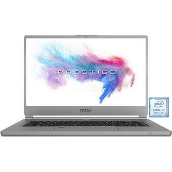 MSI P65 9SE-1450 Creator Notebook 39,6 cm 15,6 Intel Core i7, 512 GB, 16 GB