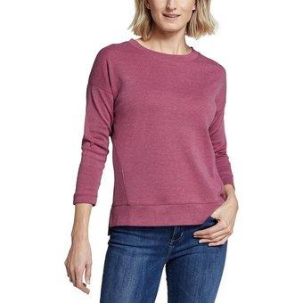 Eddie Bauer T-Shirt Favorite 3 4-Arm