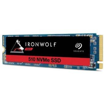 Seagate IronWolf 510 SSD-Festplatte 960 GB 3150 MB S Lesegeschwindigkeit, 1000 MB S Schreibgeschwindigkeit