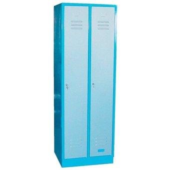 Güde GÜDE Garderobenschrank TYP GS 2 , B T H 60x50x177,5 cm
