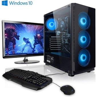 Megaport PC AMD Athlon 3000G 2x 3.50GHz, 1000 GB HDD, Windows 10 Home