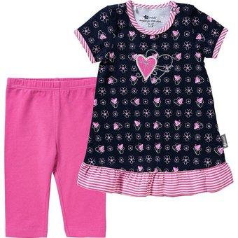 Sterntaler Baby-Kleid mit Leggins Kleider -