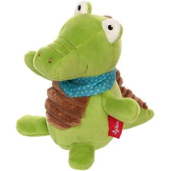Sigikid Stehauf-Krokodil Baby Activity