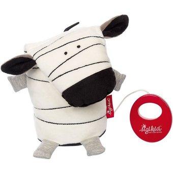 Sigikid Spieluhr Zebra Urban Baby Edition