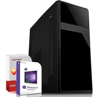 SYSTEMTREFF Office PC AMD Carrizo Processor FX-8800, Radeon HD R7 max. 4GB HyperMemory, 16 GB RAM, 1000 GB HDD