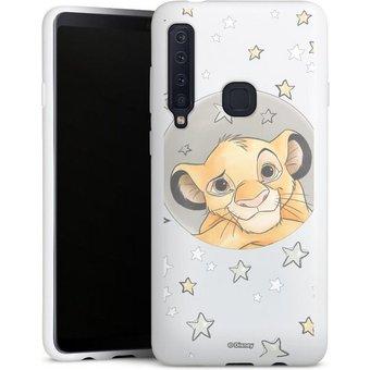DeinDesign Handyhülle Simba ohne Hintergrund Samsung Galaxy A9 2018 , Hülle Löwe Disney Offizielles Lizenzprodukt