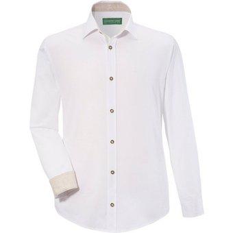 Country Line Trachtenhemd mit kleinem Hirschstick