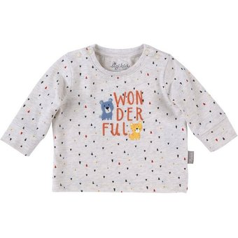 Sigikid Baby Langarmshirt für Jungen, Organic Cotton