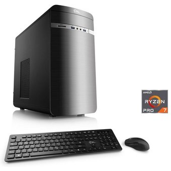 CSL Sprint T8119 Windows 10 PC AMD Ryzen 7, 16 GB RAM, 1000 GB SSD