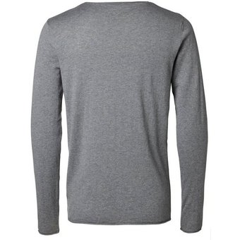 SELECTED HOMME Rundhalspullover DOME CREW NECK