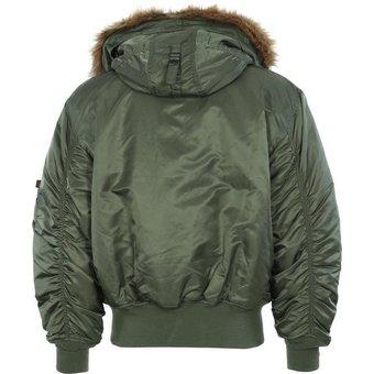 Alpha Industries Winterjacke 45 P Hooded