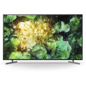 Sony KD-55XH8196 139 cm 55 LCD-TV mit LED-Technik schwarz A