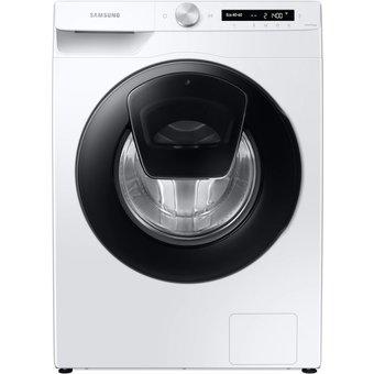 Samsung WW83T554AAW S2 Stand-Waschmaschine-Frontlader weiss A