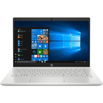 HP Pavilion 14-ce3655ng Xklusiv 35,6 cm 14 Notebook mineral silver
