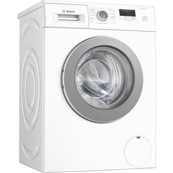 Bosch WAJ280E2 Stand-Waschmaschine-Frontlader weiss A