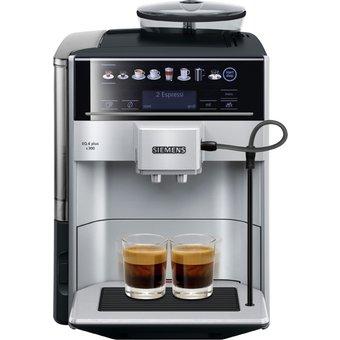 Siemens EQ.6 plus s300 TE653501DE Kaffee-Vollautomat silber