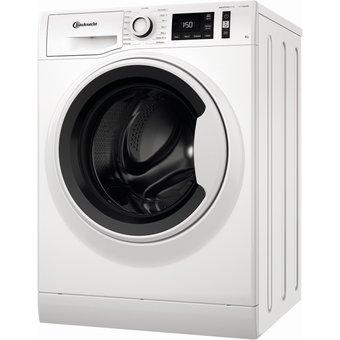 Bauknecht WA Ultra 811 C Stand-Waschmaschine-Frontlader weiss A