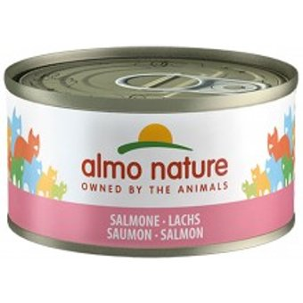 Almo Nature Cat Megapack Lachs 24x70g