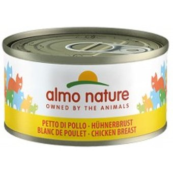 Almo Nature Cat Megapack Hühnerbrust 24x70g