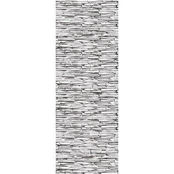 QUEENCE Vinyltapete Fatjete, 90 x 250 cm, selbstklebend