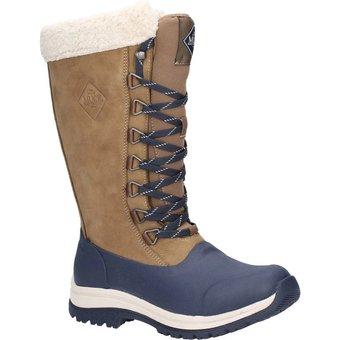Muck Boots Schnürstiefel Damen Arctic Apres Stiefel mit Schnürung