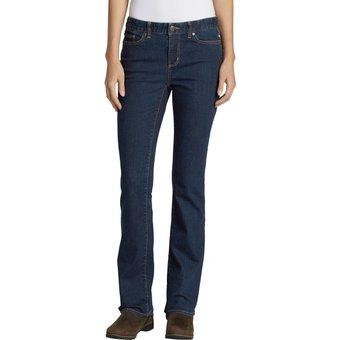 Eddie Bauer Bootcut-Jeans