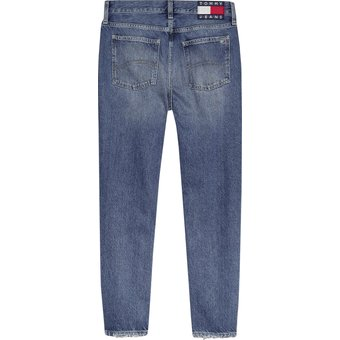 TOMMY JEANS Slim-fit-Jeans IZZY HIGH RISE SLIM ANKLE SNDM