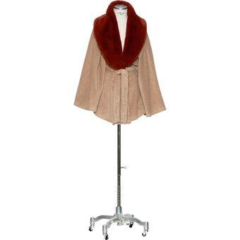 Damenbademantel LIMITED EDITION Cashmere Cotton Cape, Möve