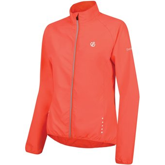 Dare2b Softshelljacke Damen Windshell-Jacke Exhultance reflektierende Details