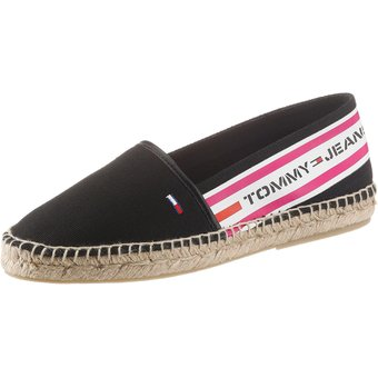 TOMMY JEANS Espadrille CHUNKY TAPE ESPADRILLE