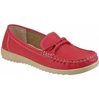 Amblers Safety Mokassin Paros Damen Sommerschuhe Loafer Slipper s