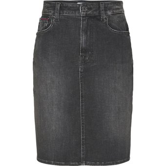 TOMMY JEANS Jeansrock HIGH WAIST DENIM SKIRT DYABK
