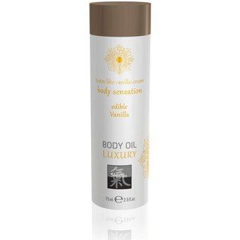 Shiatsu Massageöl Body Oil Vanilla75ml Massage