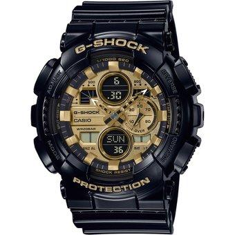 CASIO G-SHOCK Chronograph GA-140GB-1A1ER