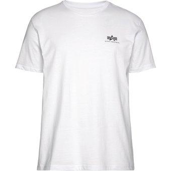 Alpha Industries Rundhalsshirt Backprint T