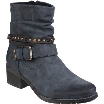 Divaz Stiefelette Womens Damen West Stiefellette