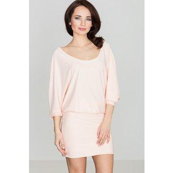 LENITIF Blusenkleid in elegantem Design
