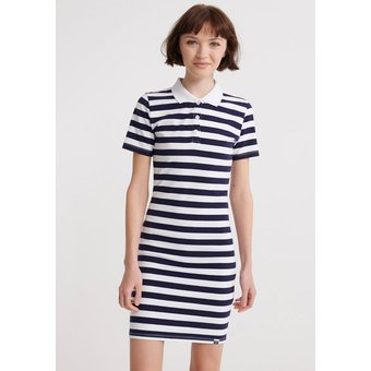 Superdry Jerseykleid TILLY BODYCON RUGBY DRESS