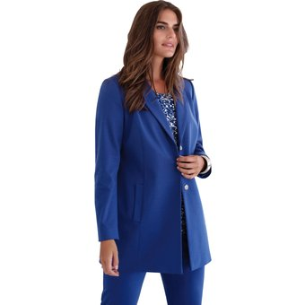 Emilia Lay Sweatblazer Jersey-Blazer