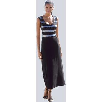 Alba Moda Kleid mit Pailletten