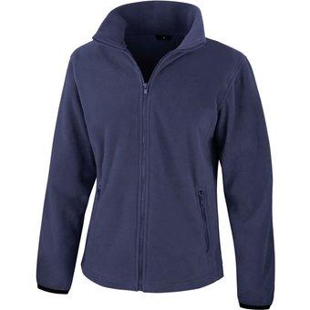Result Fleecejacke Damen Core Fashion Fit Fleece-Oberteil