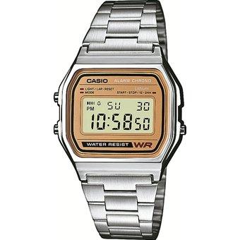 CASIO VINTAGE Chronograph A158WEA-9EF