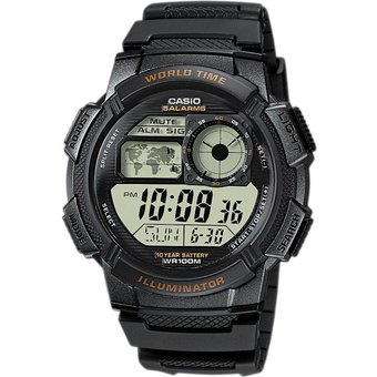 Casio Collection Chronograph AE-1000W-1AVEF
