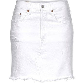 Levi s Jeansrock high rise Iconic Skirt