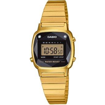 CASIO VINTAGE Chronograph LA670WEGD-1EF
