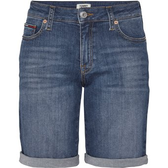 TOMMY JEANS Bermudas MID RISE DENIM BERMUDA VCTL