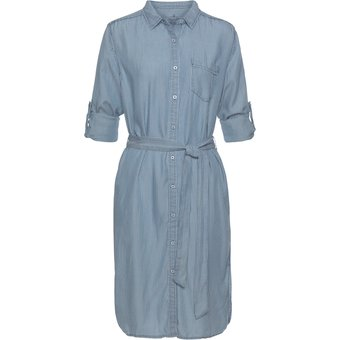 Herrlicher Blusenkleid SKARA