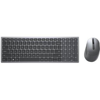 Dell Multi-Device Wireless-Tastatur und Maus Set USI