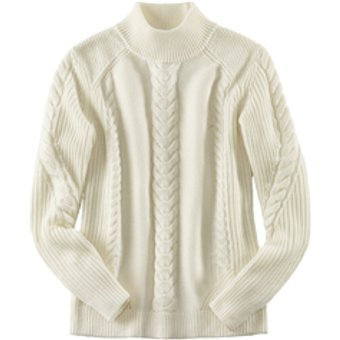 Aigle Damen Pullover Orlegna creme, Gr. XS